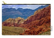 Colorful Red Rock Carry-all Pouch