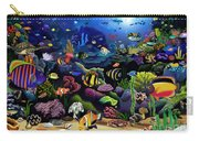 Colorful Reef Carry-all Pouch