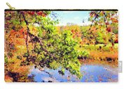 Colorful Reflections Carry-all Pouch by Kristin Elmquist