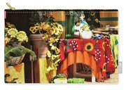 Colorful Restaurant Bucerias Carry-all Pouch