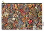 Colorful Rocks In Stream Bed Montana Carry-all Pouch by Jennie Marie Schell