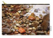 Colorful Rocks With Waterfall Carry-all Pouch