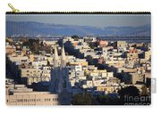 Colorful San Francisco Carry-all Pouch