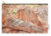 Colorful Sandstone In Wash 3 - Valley Of Fire Carry-all Pouch