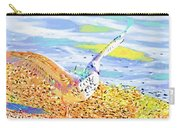 Colorful Seagull Carry-all Pouch