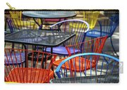 Colorful Seating Carry-all Pouch