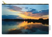 Colorful Serenity Carry-all Pouch
