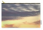 Sherbet Colored Sky Carry-all Pouch