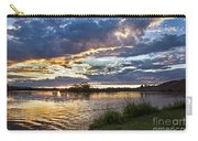 Colorful Snake River Carry-all Pouch