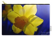 Colorful Spring Floral Carry-all Pouch