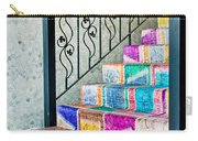 Colorful Stairs Carry-all Pouch
