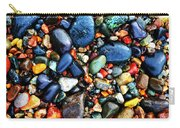 Colorful Stones I Carry-all Pouch