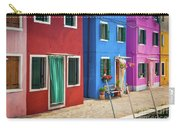 Colorful Street Carry-all Pouch