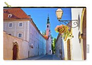 Colorful Street Of Baroque Town Varazdin  Carry-all Pouch