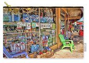 Colorful Streets Of The City Of Stuart Carry-all Pouch
