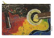 Colorful Strum Carry-all Pouch
