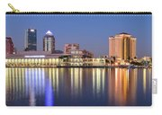Colorful Tampa Panorama Carry-all Pouch