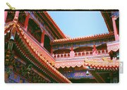 Colorful Temple Walkway Carry-all Pouch