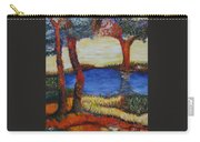 Colorful Trees Carry-all Pouch