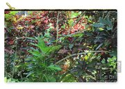 Colorful Tropical Plants Carry-all Pouch