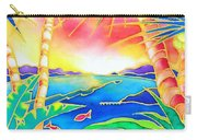 Colorful Tropics 12 Carry-all Pouch
