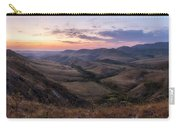 Colorful Valley Carry-all Pouch