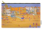 Colorful Venice Beach Carry-all Pouch