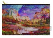 Colorful Vista Carry-all Pouch