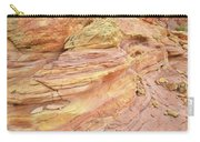 Colorful Wash 3 In Valley Of Fire Carry-all Pouch
