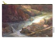 Colorful Water Flow Carry-all Pouch