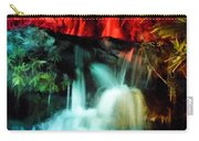 Colorful Waterfall Carry-all Pouch
