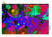 Colorful World Of A Fish Carry-all Pouch