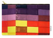 Colorfully Blocked Walls Carry-all Pouch