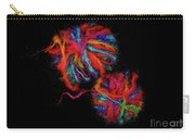 Colorfully Wound Carry-all Pouch