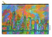 Coloring The Big Apple Carry-all Pouch