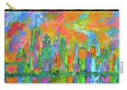 Coloring The Big Apple Stage One Carry-all Pouch
