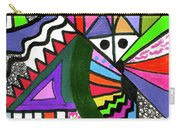 Colors Gone Wild Carry-all Pouch