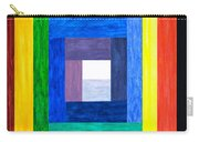 Colors Into One Carry-all Pouch