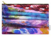 Colors Material Horizontal Pa 02 Carry-all Pouch