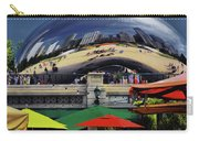 Colors N Curves Carry-all Pouch