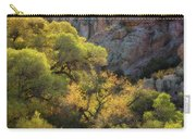 Colors Of Autumn In The Sonoran  Carry-all Pouch