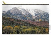 Colors Of Autumn On Mcclure Pass Carry-all Pouch