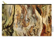 Colors Of Bark Carry-all Pouch