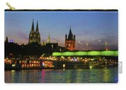 Colors Of Cologne Carry-all Pouch