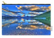 Colors Of Clouds Carry-all Pouch by Scott Mahon