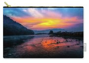 Colors Of Dawn Carry-all Pouch