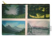 Colors Of Landscape 2 Carry-all Pouch