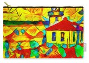 Colors Of Lime Kiln Lighthouse Carry-all Pouch