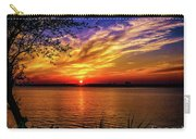 Colors Of Sunset Carry-all Pouch