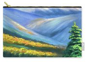 Colors Of The Mountains 2 Carry-all Pouch